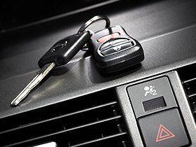 Automobile key