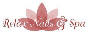 Relax Nails & Spa - logo