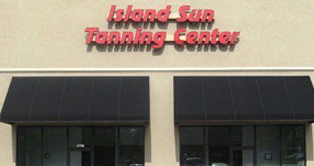 Island Sun Tanning Center store front