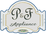 P & F Appliance Inc. - Logo