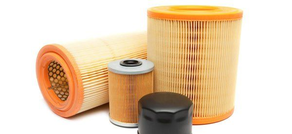Oil filters and air filters