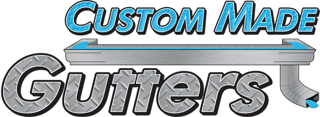 Custom Made Gutters - Logo