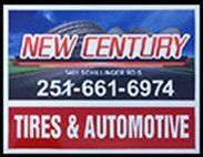 New Century Tires & Auto Repairs Inc - Logo