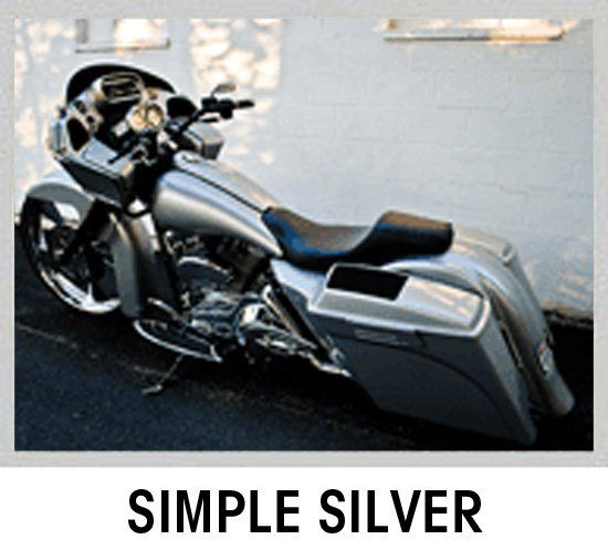 Simple Silver | Motorcycles | Motorbikes