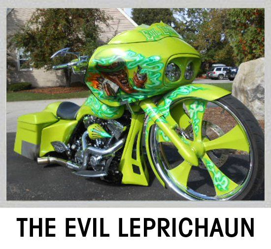The Evil Leprichaun