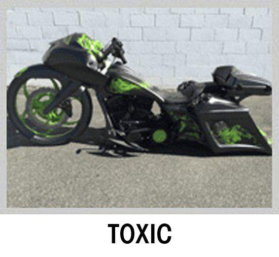 Toxic | Motorcycles | Motorbikes