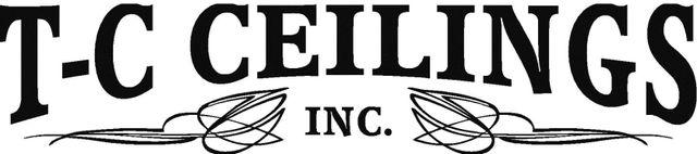 T-C Ceilings Inc. - Logo