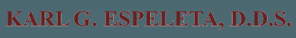Dr. Karl G. Espeleta - Logo