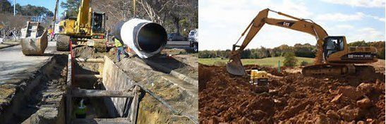 site development and excavation