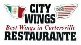 City Wings Restaurante - Logo