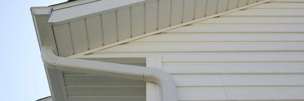 Residential gutter