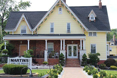 Martin's Home For Service Inc.