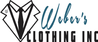 Weber's Clothing Inc - Logo