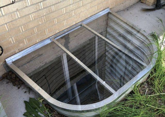Window Well Covers By John Henry Custom Window Well
