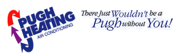 Pugh Heating & Air Conditioning logo