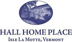 Hall Home Place - logo