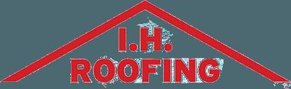 I H Roofing - Logo