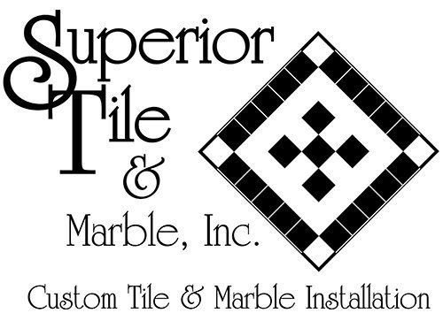 Superior Tile and Marble logo