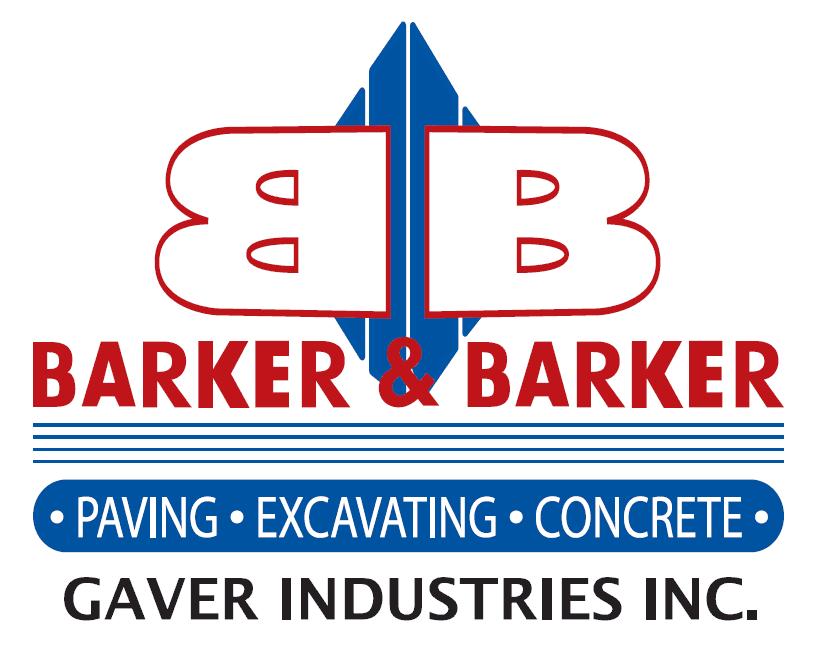 Barker & Barker Paving - logo