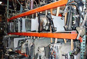 Refurbished auto parts