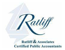 Ratliff & Associates CPA's - Logo