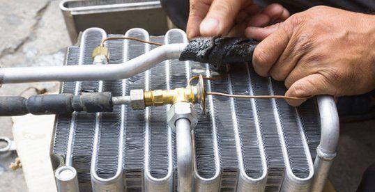 AC compressor service