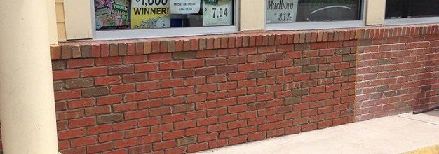 commercial brick work