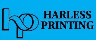 Harless Printing - Logo
