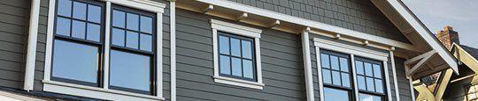 Newly installed windows