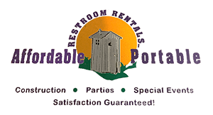 Affordable Portable Restroom Rentals Inc - Logo