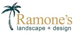 Ramone's Landscape + Design - Logo