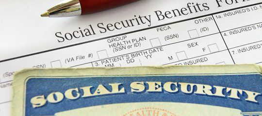 Social Security Disability Benefits Whidbey Island, WA