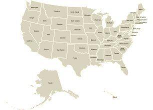 Canna Lyfe - service area map