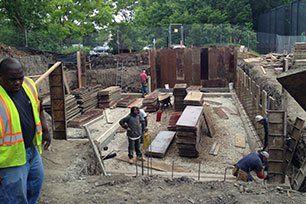 Kelvin Company Concrete Work