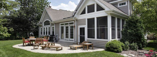 Exterior Remodeling Services We Provide Include