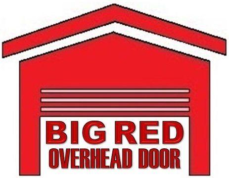 Big Red Overhead Door logo  sc 1 th 198 & Big Red Overhead Door | Garage Door Services | Moore OK