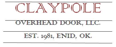 Claypole Overhead Door LLC - Logo