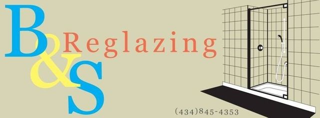 B & S Reglazing - Logo