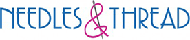 Needles & Thread - Logo