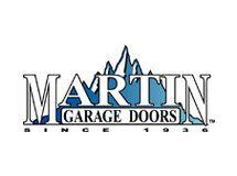 Martin Garage Doors Logo
