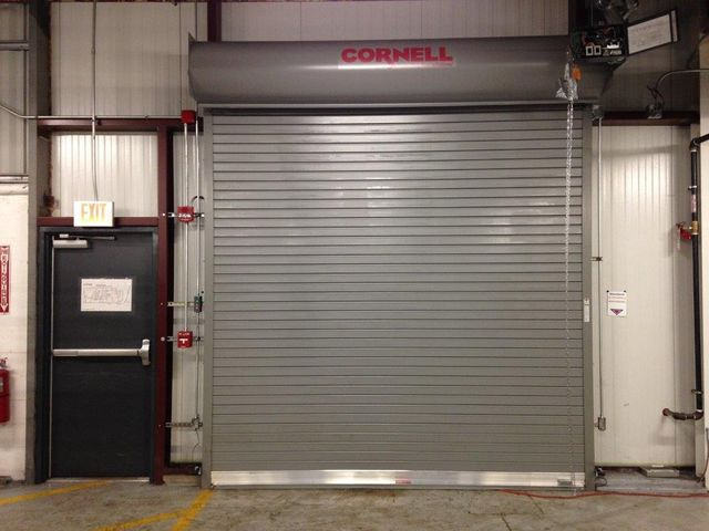 commercial garage doors and openers