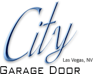 City Garage Door - Logo