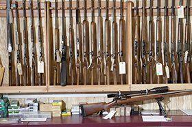 Firearm shop