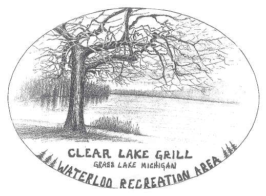 Clear Lake Grill - logo
