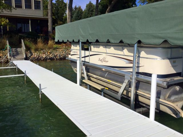 Boat Lift Installation | Boat Lift Repair | Angola, IN