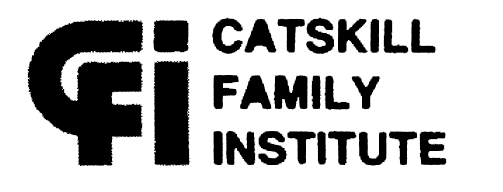 Catskill Family Institute - Logo