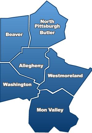 Miller Plumbing Heating & Cooling LLC Service Area
