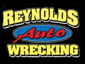 Reynolds Auto Wrecking Inc - Logo
