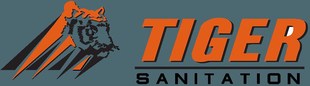Tiger Sanitation logo