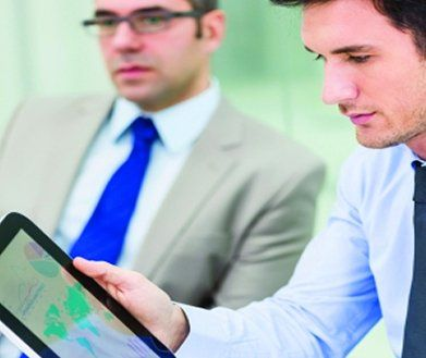 Spatial data solutions